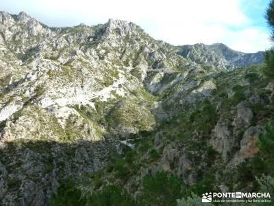 Axarquía- Sierras de Tejeda, Almijara y Alhama;viajes culturales españa; viajes de una semana